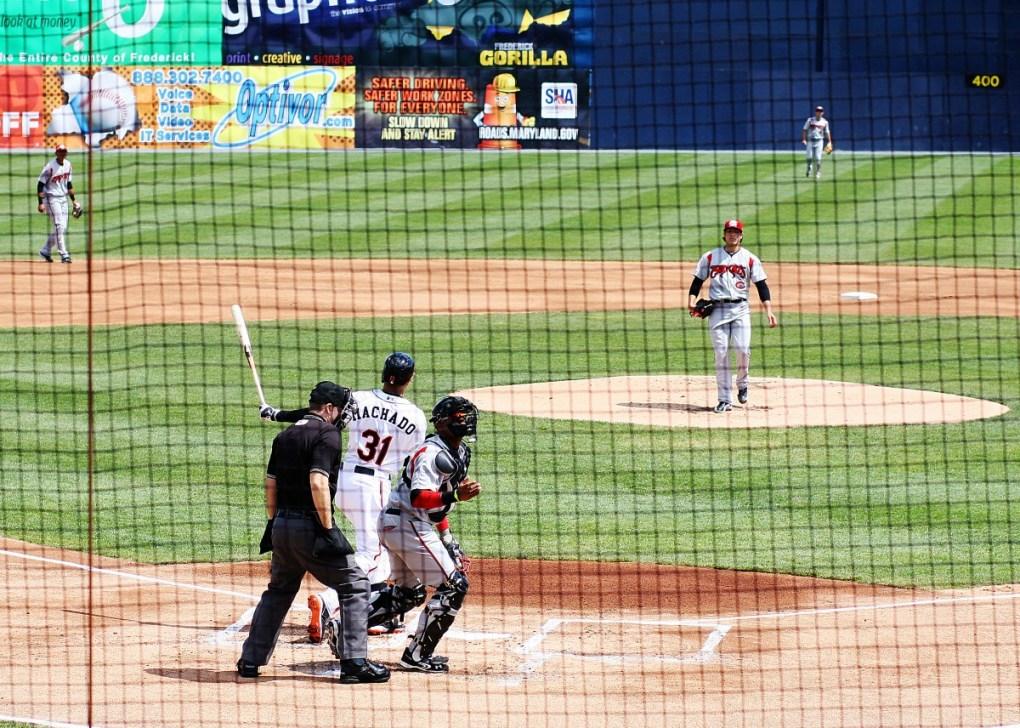 Frederick Keys Baseball in Frederick, MD