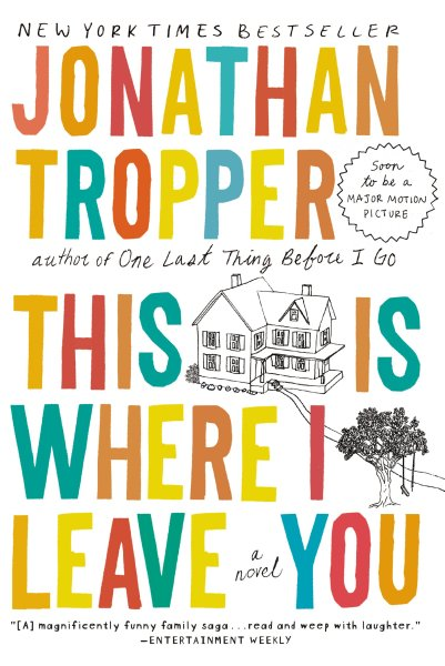 Fun Books To Read: This is Where I Leave You