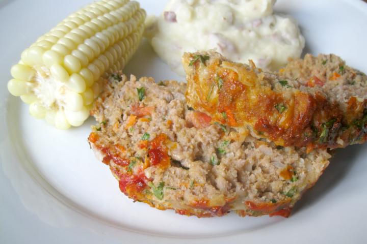Turkey Meatloaf!