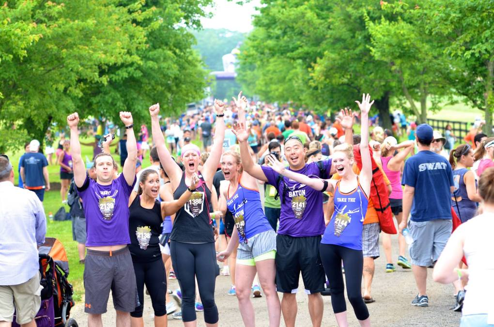 5 Unique Races To Run Nearby: Baltimore / D.C. Metro Area — Virginia Wine Country 1/2 Marathon
