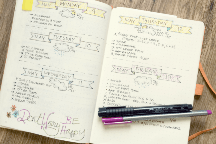 What's a Bullet Journal?