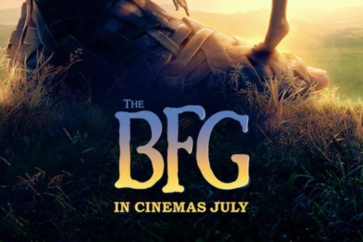 """The BFG"" — the funniest, fartiest, friendliest giant you'll ever meet!"