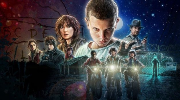 "Why Every Gen Xer Loves ""Stranger Things"" on Netflix!"