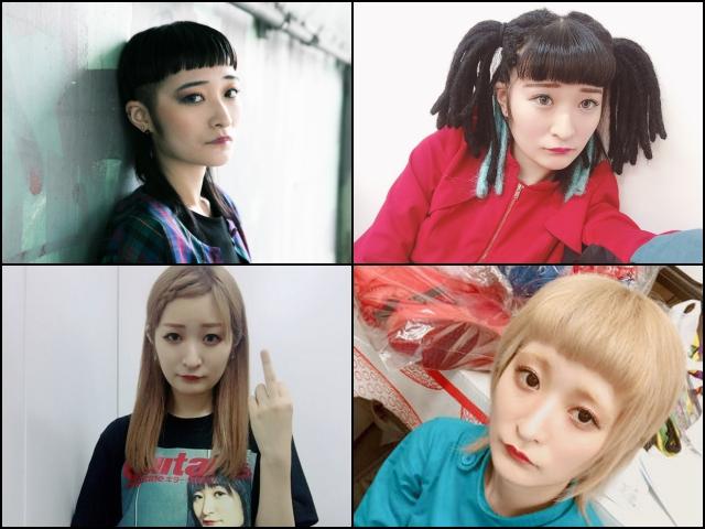 BiSHのリンリンは中国人で髪型やすっぴんは?身長や本名も調査