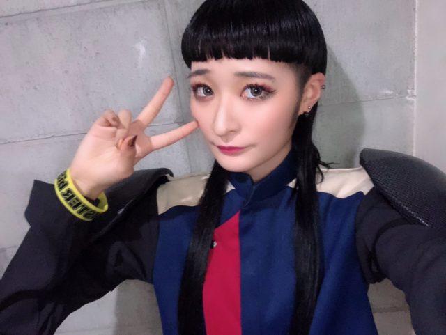 B!] BiSHのリンリンは中国人で髪型やすっぴんは?身長や本名も調査! | GEINOU!BLOG