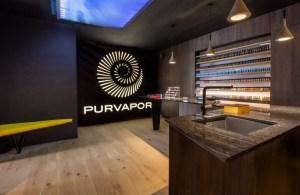 Boutique e-cigarettes Genève Purvapor