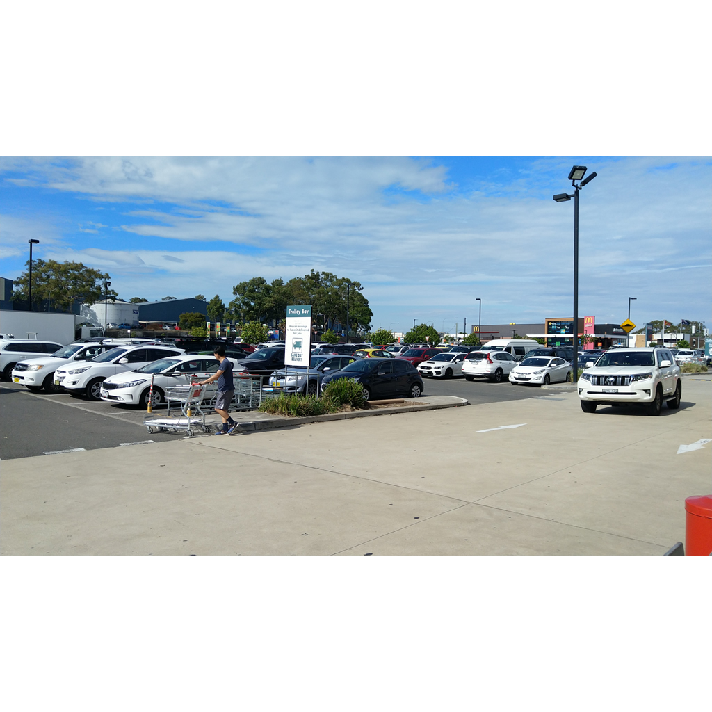 Heavy weekday trading for Bunnings