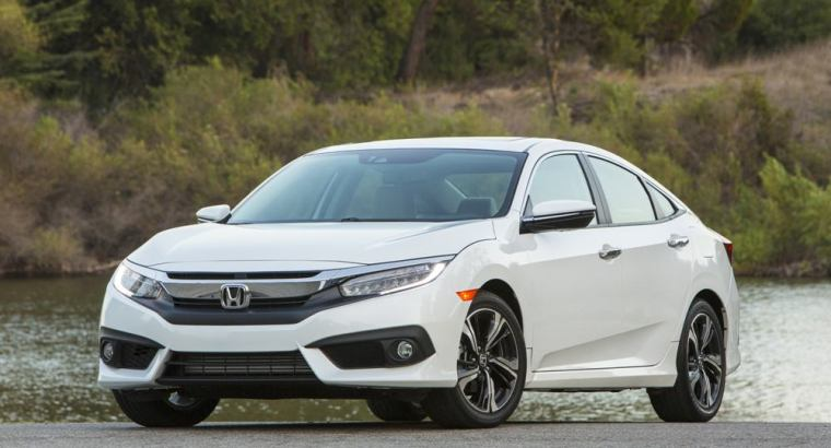 Honda Civic 2017 Sports Edition