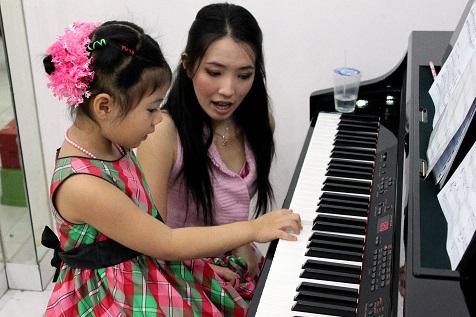 kursus piano