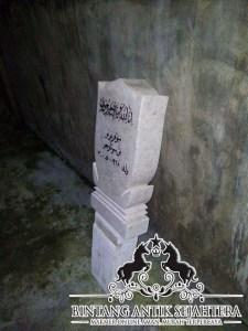 Batu Nisan Marmer | Harga Nisan Marmer
