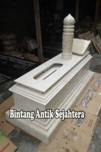 Makam Marmer Modifikasi | Kijing Marmer