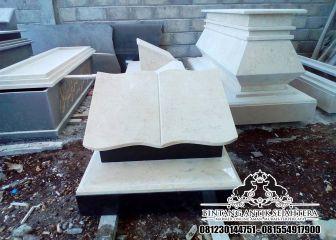Jual Batu Nisan Surabaya, Jual Kijingan Marmer, Harga Batu Nisan Marmer