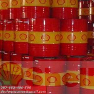 Supplai Jual Oli Gardan Shell