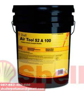 Supplai Oli Shell 20W50