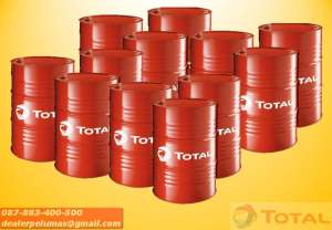 Supplai Oli Total 5W40