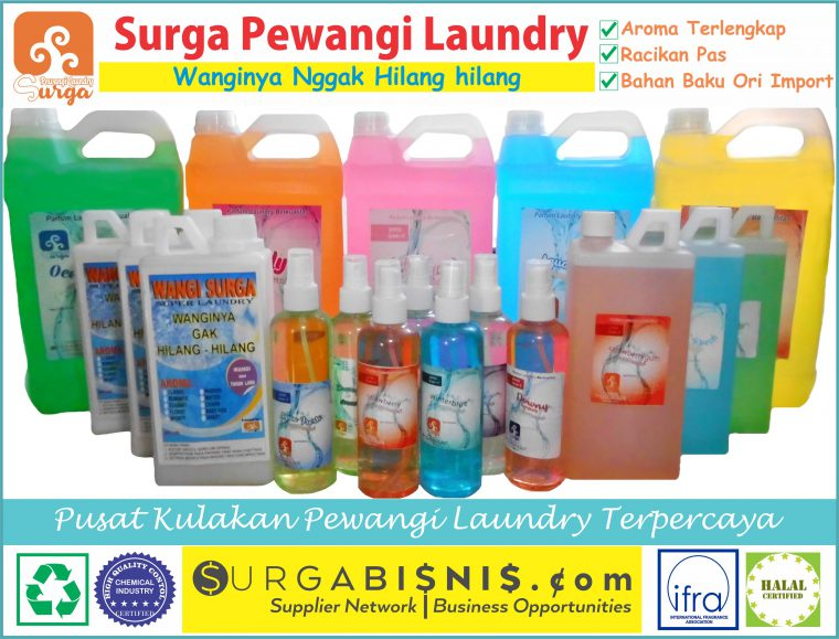 MARKETING  PARFUM LAUNDRY YANG AWET daerah Bantul