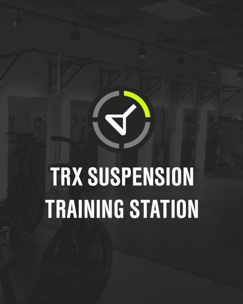 TRX Suspension Training Station