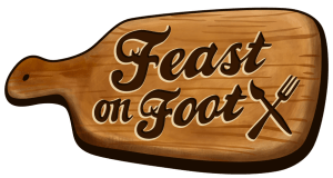 Feast on Foot logo