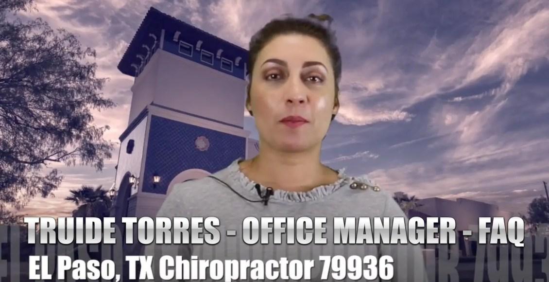 chiropractor 79936 el paso tx.