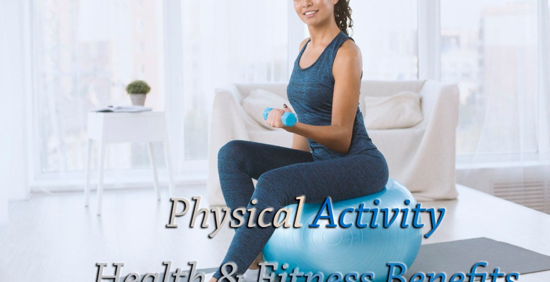 11860 Vista Del Sol, Ste. 128 Physical Activity Health and Fitness Benefits El Paso, TX.