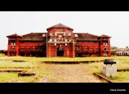 Thibaw palace