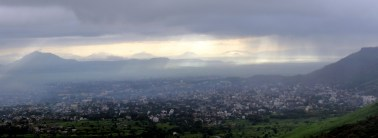 Satara City !!