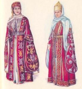 Кабардинцы национальный костюм