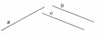 Урок 4 Пересекающиеся и параллельные прямые 5