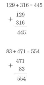 Урок 28 Сложение трехзначных чисел 5.2