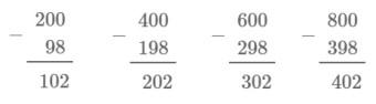 Урок 33 Вычитание трехзначных чисел 3