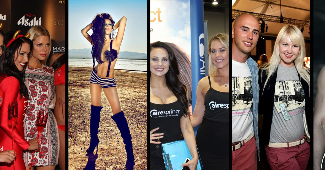 Trade Show Models, Fashion Models and More