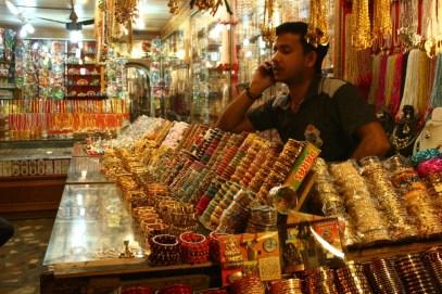 Shopping at Haridwar