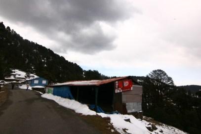 Chopta village