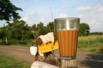 Chai break near Konarak