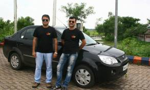 Jaydeep and myself