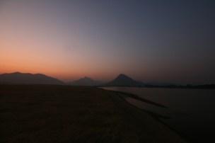 Sunset at Satkosia