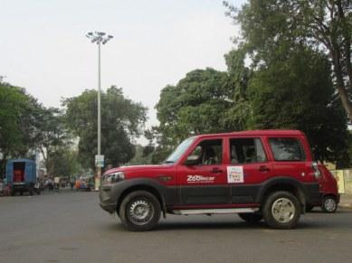 Zoomcar sponsored Kolkata Foodtrail