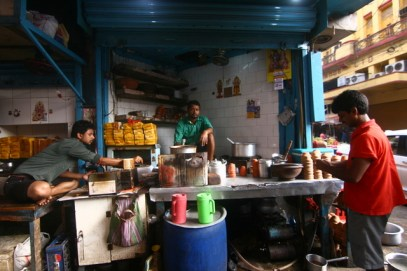 The humble shop with the delicious breakfast