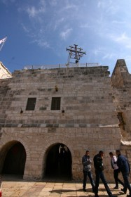 The Church of Nativity at Bethlehem