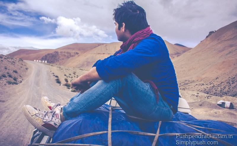 Leh Manali Road Trip Pics Route
