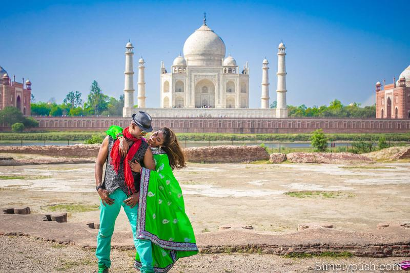 Photoshoot At Taj Mahal World S Wonder Unesco Heritage Site