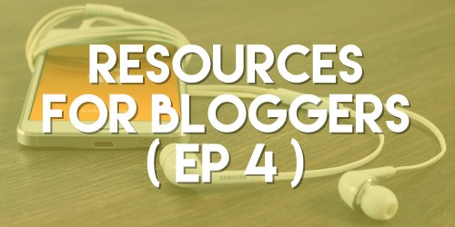 Resources for Bloggers - Push Pull Sales & Marketing - Episode 4