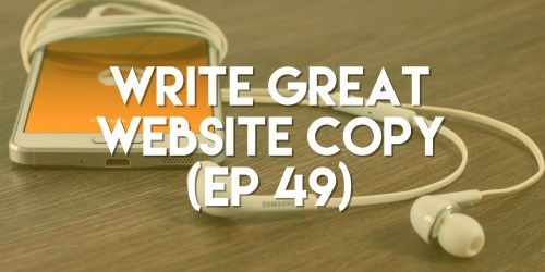 Write Great Website Copy