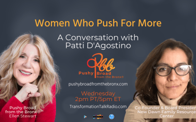 A Conversation With Patti D'Agostino