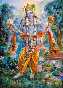 [K30] Vishnu in Vaikuntha