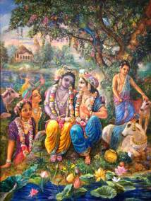 [K50] Krishna & Balarama speak confidentially