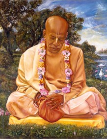 Prabhupada In Thought