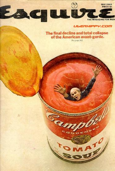 andy warhol esquire
