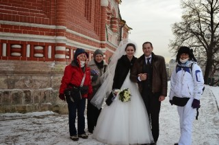 Rusyada kış günü gezerseniz robot gibi giyinmelisiniz.
