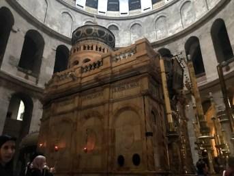 Hz.İsa' nın mezarı varmış meğer